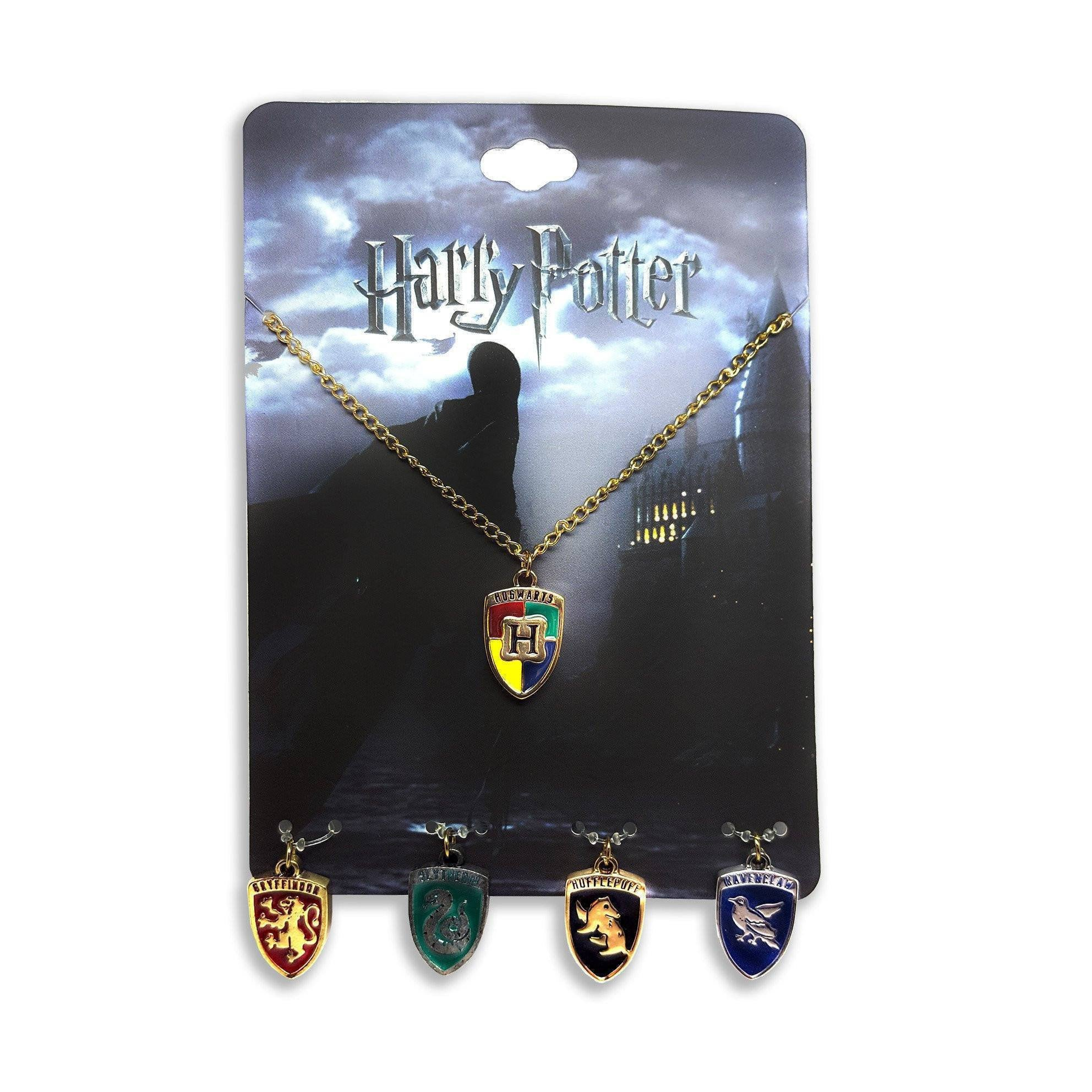 Harry Potter™ Officially Licensed Hogwarts Necklace Kit