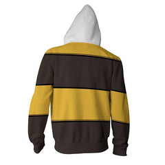 Harry Potter Striped Hoodie (NEW YEAR'S CLEARANCE SALE! - ENDS MIDNIGHT!)