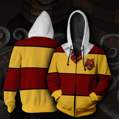 Harry Potter Striped Hoodie (CLEARANCE SALE! - ENDS MIDNIGHT!)