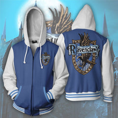 Harry Potter Varsity Hoodie (NEW YEAR'S CLEARANCE SALE! - ENDS MIDNIGHT!)
