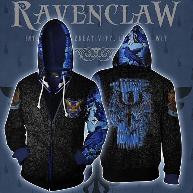 Harry Potter Graphic Hoodie (CLEARANCE SALE! - ENDS MIDNIGHT!)