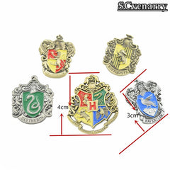 Harry Potter House Crest Brooch ( Clearance SALE! )