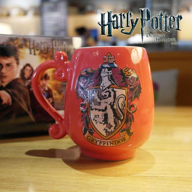 HOGWARTS HOUSE CERAMIC MUGS (Flash Sale!)