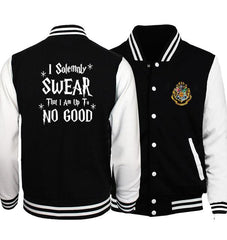 I Solemnly Swear That I Am Up To No Good Jacket