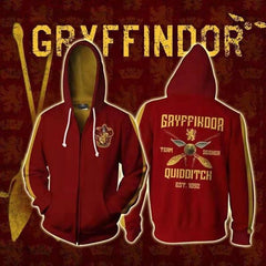 Quidditch House Hoodies (CLEARANCE SALE! - ENDS MIDNIGHT!)