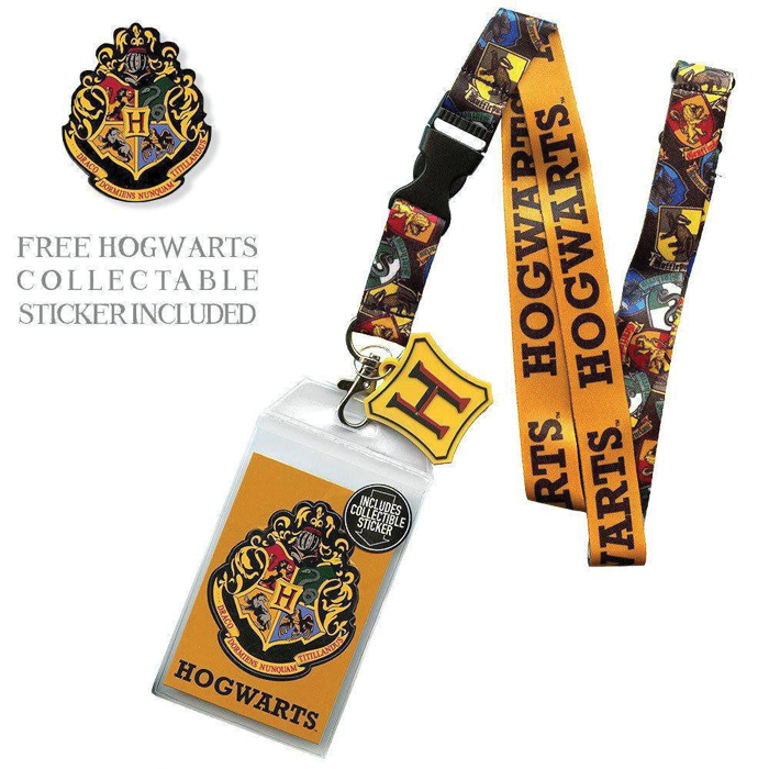 Harry Potter™ Officially Licensed ID/Key Lanyard
