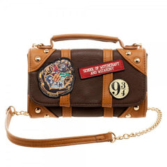 Harry Potter™ Officially Licensed Luggage Style Purse / Handbag (CLEARANCE SALE! - ENDS MIDNIGHT!)