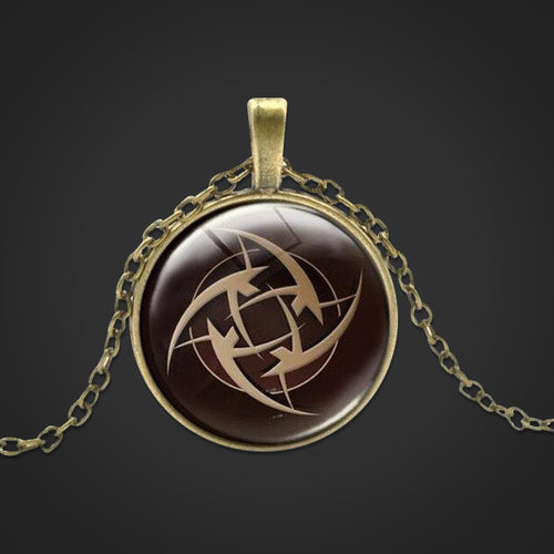 CS:GO Glass Necklace