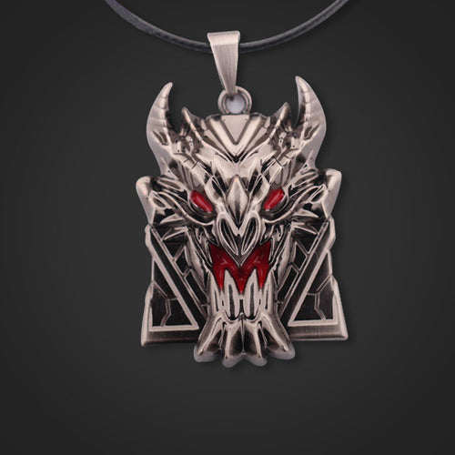 League Of Legends Freljord Braum Necklace