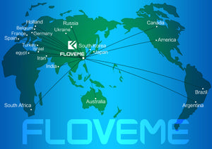 floveme with phone accessories such as cases, USB cables, charging cables