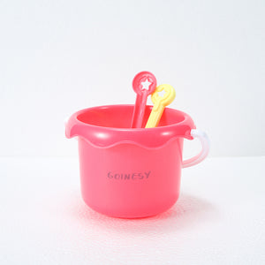 GOINESY Children's Experience Toys Playing Sand Bucket and Shovel - FLOVEME