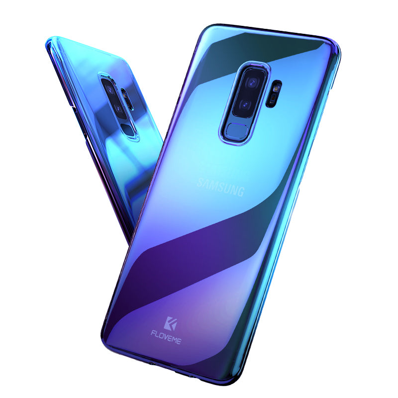 Luxury Gradient Change Color Case For Samsung - FLOVEME