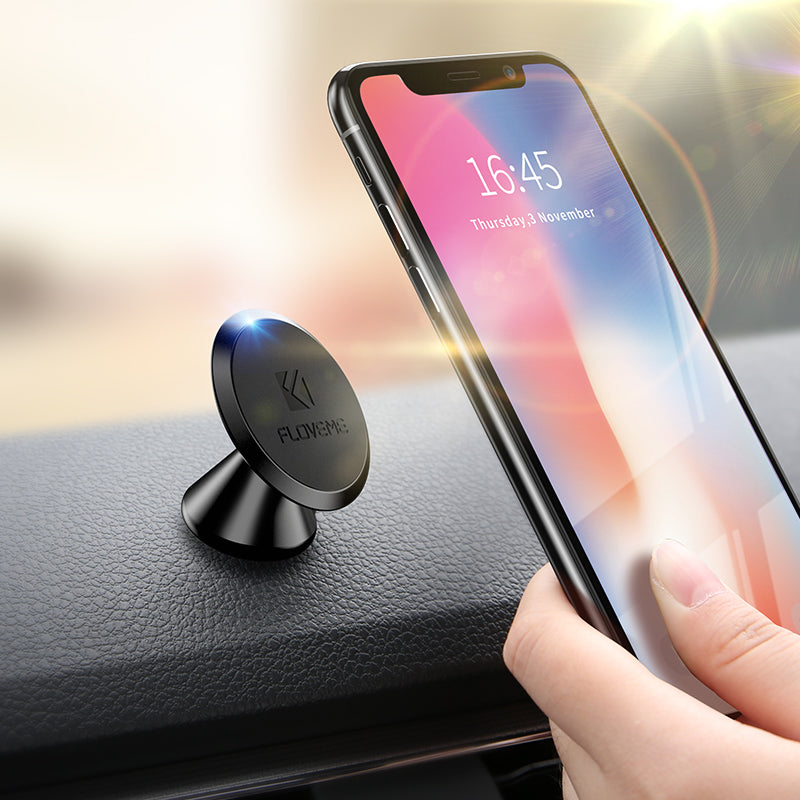 Strong Magnetic Air Vent Car Phone Holder - FLOVEME