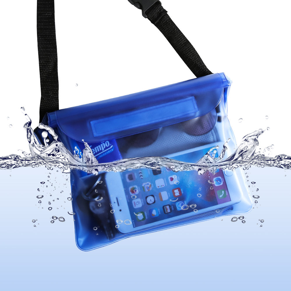 Durable Waterproof Phone Pouch - FLOVEME