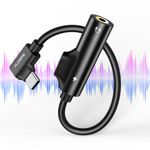 3.5 mm Headphone Jack Adapter Charger Converter - FLOVEME