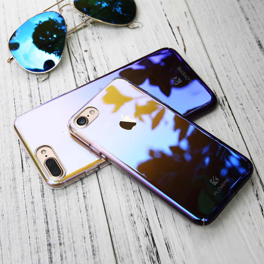 Gradient Color Case - FLOVEME