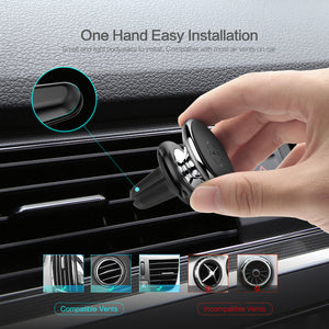 Universal Magnetic Air Vent Mount‎ Holder - FLOVEME