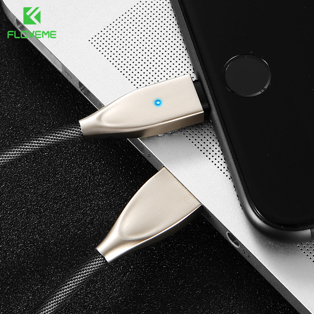 Zinc Alloy Lightning Cable - FLOVEME