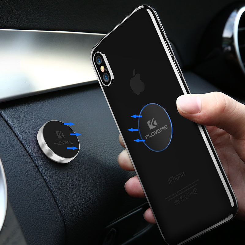 Metal Plates For Magnetic Car Mount - FLOVEME