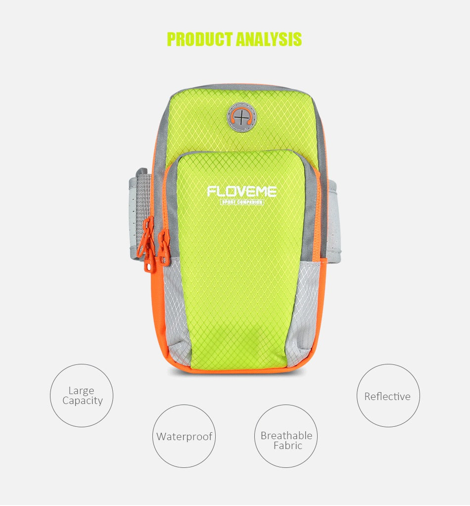 Arm Band Outdoor Sports Case - FLOVEME