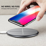 QI Wireless Charger - FLOVEME