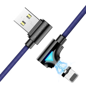 3 in 1 L-Type Magnetic Cable - FLOVEME