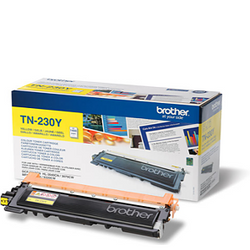 BROTHER TN-230Y yellow toner טונר צהוב