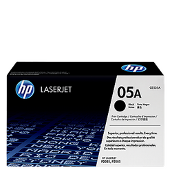 HP 05A Black Toner CE505A טונר שחור