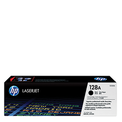 HP 128A Black Toner CE320A טונר שחור