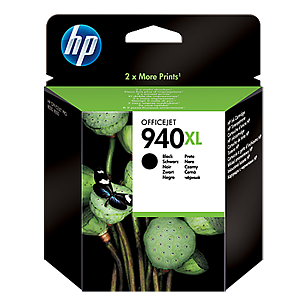 HP 940XL C4906AE black ink ראש דיו שחור