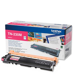 BROTHER TN-230M meganta toner טונר אדום