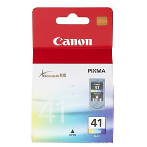 CANON CL-41 tri-colour ink ראש דיו ב-3 צבעים