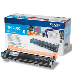 BROTHER TN-230C cyan toner טונר כחול