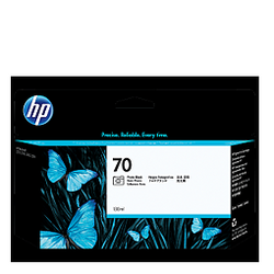 HP 70 Black Ink C9449A ראש דיו שחור