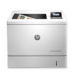 HP Color LaserJet Ent M553n מדפסת