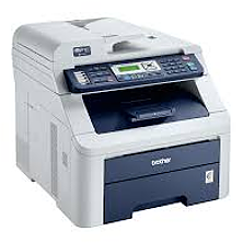 BROTHER MFC 9120CN color laser printer מדפסת