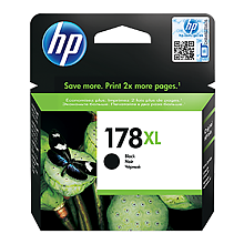 HP 178XL CN684HE black ink ראש דיו שחור
