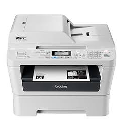 BROTHER MFC 7360 laser printer מדפסת