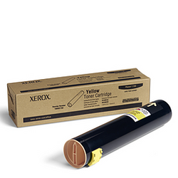 XEROX 106R01162 7760 yellow toner טונר צהוב