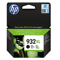 HP 932XL CN053AE black ink ראש דיו שחור