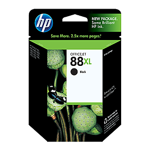 HP 88XL Black Ink C9396A ראש דיו שחור