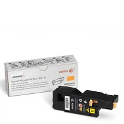 XEROX 106R1633 6000/6010 yellow toner טונר צהוב