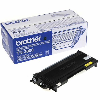 BROTHER TN-2000 black toner טונר שחור