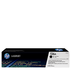 HP 126A Black Toner CE310A טונר שחור