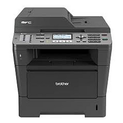 BROTHER MFC 8520DN laser printer מדפסת