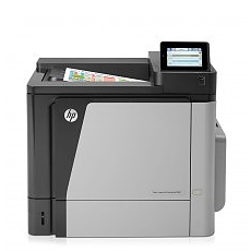 HP Color LaserJet Ent M651n מדפסת