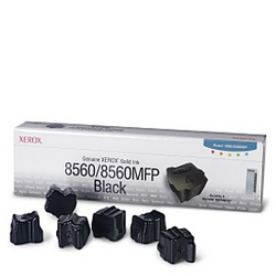 XEROX 108R768 8560 black ink ראש דיו צהוב - 6 יחידות