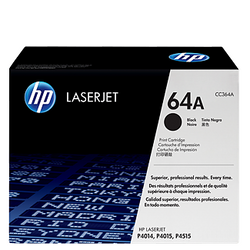 HP 64A Black Toner CC364A טונר שחור
