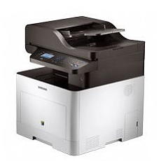 SAMSUNG CLX-6260FR color laser printer+fax מדפסת+פקס