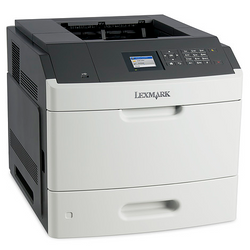 LEXMARK MS 811DN b&w duplex laser printer מדפסת